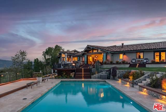 2968 Canada Este Rd, Santa Ynez, CA 93460 (MLS #21-710990) :: Mark Wise | Bennion Deville Homes