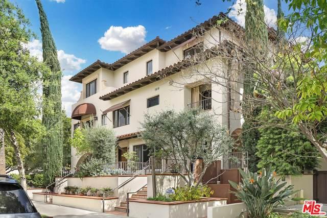108 S El Molino Ave #101, Pasadena, CA 91101 (#21-714942) :: Lydia Gable Realty Group