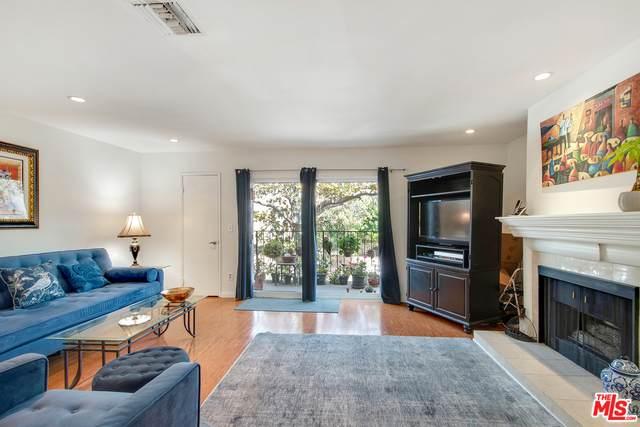 4919 Laurel Canyon Blvd #17, Valley Village, CA 91607 (#21-716676) :: Randy Plaice and Associates
