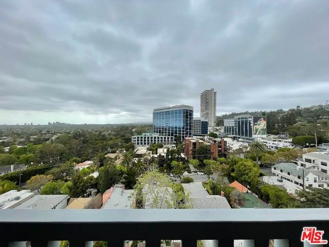999 N Doheny Dr #1201, West Hollywood, CA 90069 (#21-719238) :: The Parsons Team