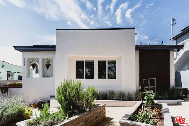 637 Robinson St, Los Angeles, CA 90026 (#21-720678) :: Lydia Gable Realty Group