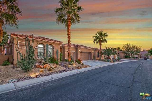 81605 Avenida Santiago, Indio, CA 92203 (MLS #21-721292) :: The John Jay Group - Bennion Deville Homes