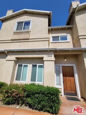 566 W Olive St, Inglewood, CA 90301 (#21-721742) :: Randy Plaice and Associates