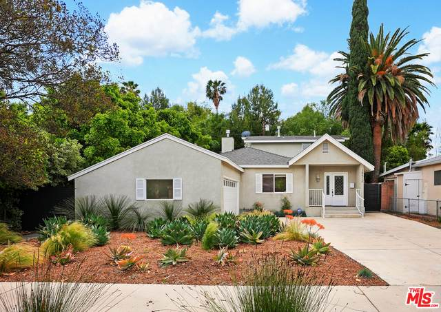 18412 Bessemer St, Tarzana, CA 91335 (#21-723460) :: Randy Plaice and Associates