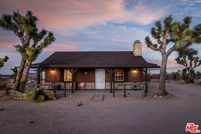 5177 Roy Rogers Rd, Pioneertown, CA 92268 (#21-726906) :: Berkshire Hathaway HomeServices California Properties