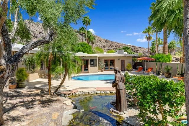 297 Ridge Rd, Palm Springs, CA 92264 (#21-726978) :: Randy Plaice and Associates