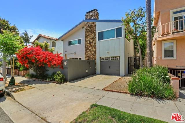 1120 24Th St D, Santa Monica, CA 90403 (#21-728776) :: Amazing Grace Real Estate | Coldwell Banker Realty