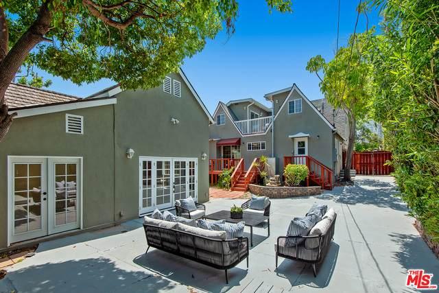 1312 Woodruff Ave, Los Angeles, CA 90024 (#21-729552) :: Berkshire Hathaway HomeServices California Properties