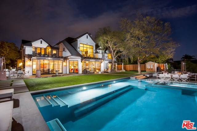 2357 Kimridge Rd, Beverly Hills, CA 90210 (MLS #21-729774) :: Zwemmer Realty Group
