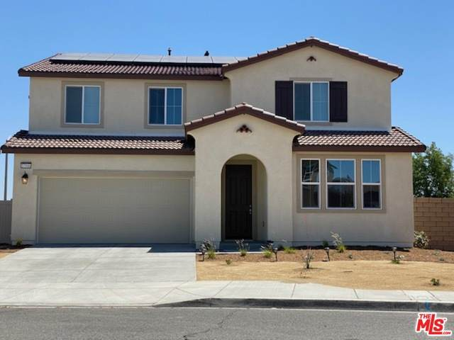 37946 S Big Rock Dr, Palmdale, CA 93552 (#21-731318) :: The Pratt Group