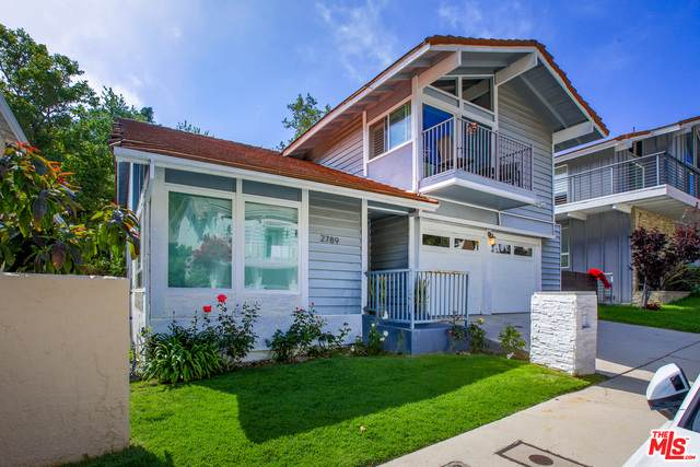 2789 Woodwardia Dr, Los Angeles, CA 90077 (#21-731772) :: The Pratt Group
