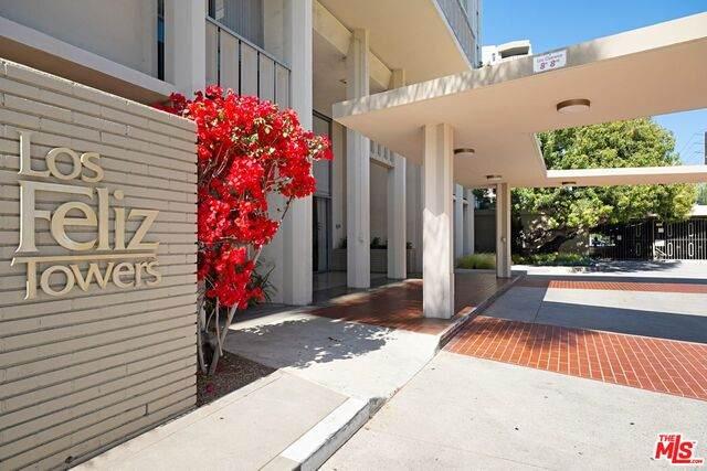 4455 Los Feliz Blvd #708, Los Angeles, CA 90027 (#21-731814) :: Lydia Gable Realty Group