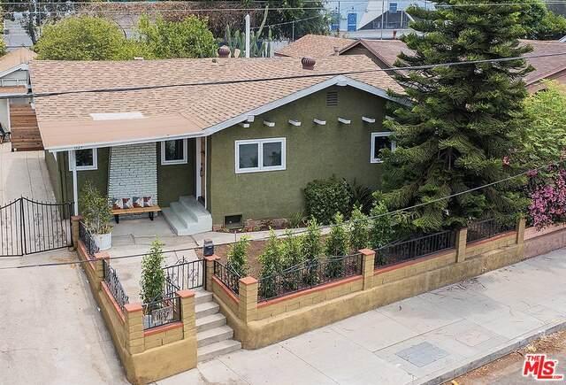 1127 Cypress Ave, Los Angeles, CA 90065 (#21-732046) :: Montemayor & Associates