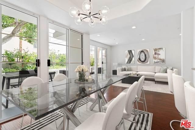 1182 Wellesley Ave #102, Los Angeles, CA 90049 (#21-736012) :: Montemayor & Associates