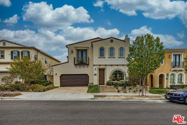20526 Arden Pl, Santa Clarita, CA 91350 (#21-740414) :: Montemayor & Associates