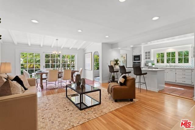 3325 N Palos Verdes Dr, Palos Verdes Estates, CA 90274 (MLS #21-742058) :: The John Jay Group - Bennion Deville Homes
