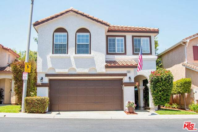 531 Hooper Ave, Simi Valley, CA 93065 (#21-744476) :: Angelo Fierro Group | Compass