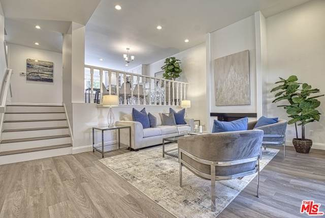 4852 Mcconnell Ave 1/2, Los Angeles, CA 90066 (MLS #21-745576) :: The Sandi Phillips Team