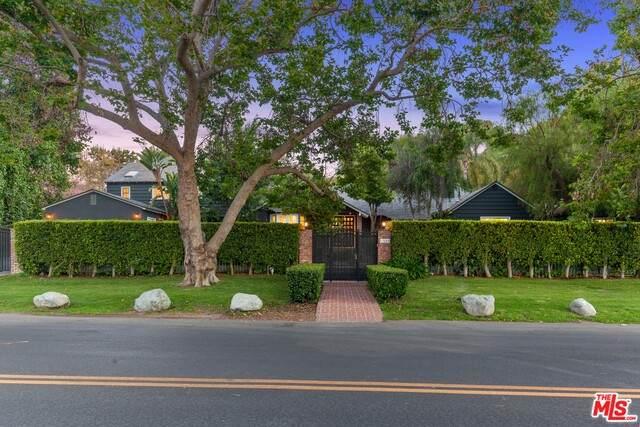 13280 Valley Vista Blvd, Sherman Oaks, CA 91423 (#21-746072) :: Compass