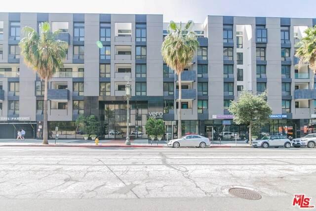 1234 Wilshire Blvd #502, Los Angeles, CA 90017 (MLS #21-746632) :: Hacienda Agency Inc