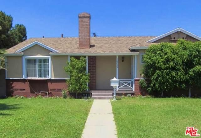 16539 Plummer St, North Hills, CA 91343 (#21-747620) :: Angelo Fierro Group | Compass