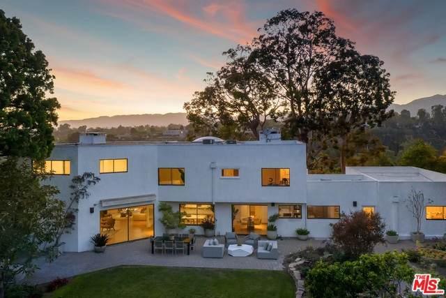 620 Adelaide Dr, Santa Monica, CA 90402 (#21-748864) :: Montemayor & Associates