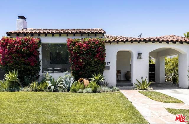 1717 S Stanley Ave, Los Angeles, CA 90019 (#21-749184) :: Montemayor & Associates