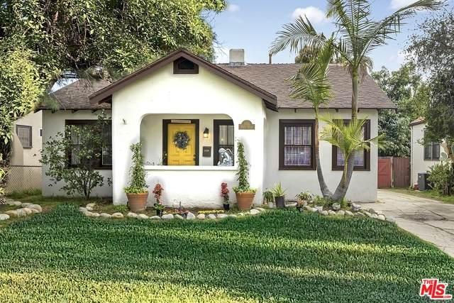 1916 Wagner St, Pasadena, CA 91107 (#21-749516) :: Berkshire Hathaway HomeServices California Properties