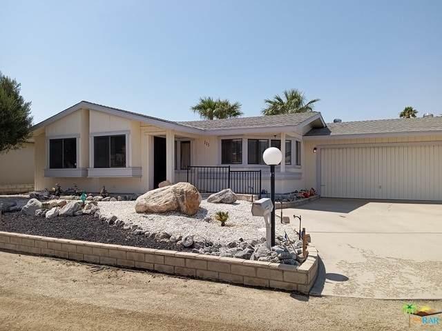 65565 Acoma Ave #111, Desert Hot Springs, CA 92240 (MLS #21-756114) :: Zwemmer Realty Group