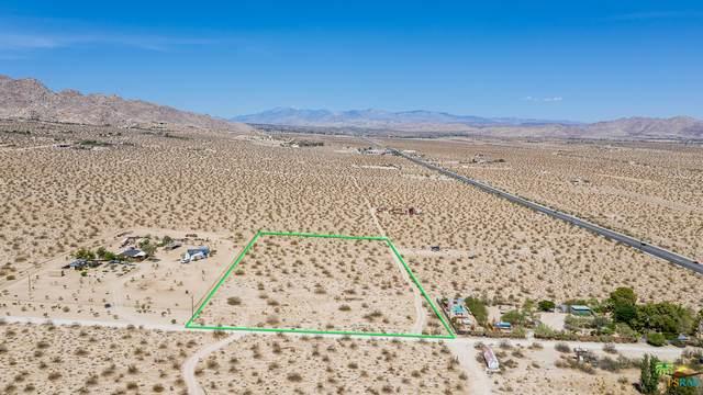 6556 Sunkist Road A&B, Joshua Tree, CA 92252 (MLS #21-756948) :: Brad Schmett Real Estate Group