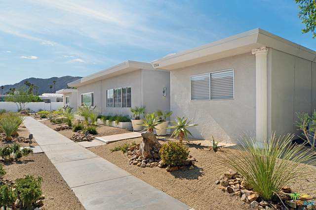 2564 S Sierra Madre, Palm Springs, CA 92264 (#21-759168) :: The Grillo Group