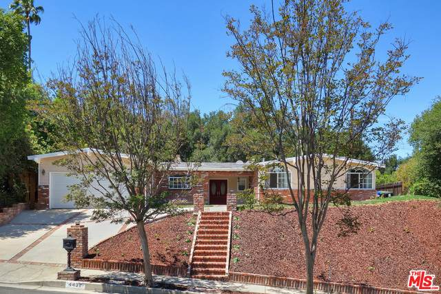 4437 Romero Dr, Tarzana, CA 91356 (#21-760908) :: Berkshire Hathaway HomeServices California Properties