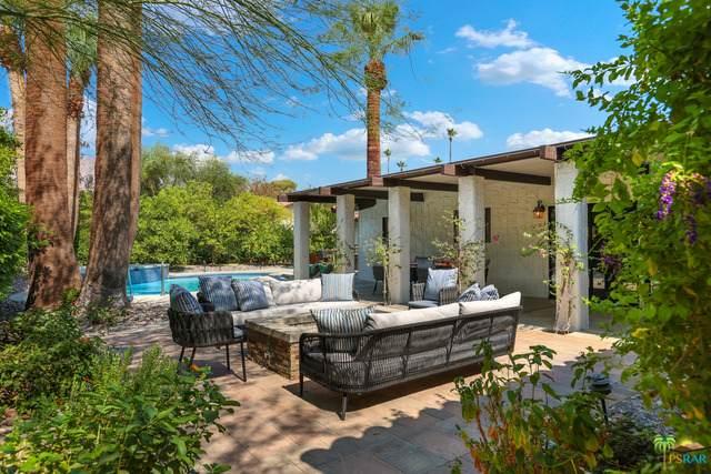 2939 E Via Vaquero Rd, Palm Springs, CA 92262 (MLS #21-760912) :: Brad Schmett Real Estate Group