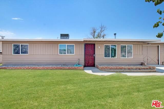 8148 Satinwood Ave, California City, CA 93505 (#21-761718) :: Montemayor & Associates