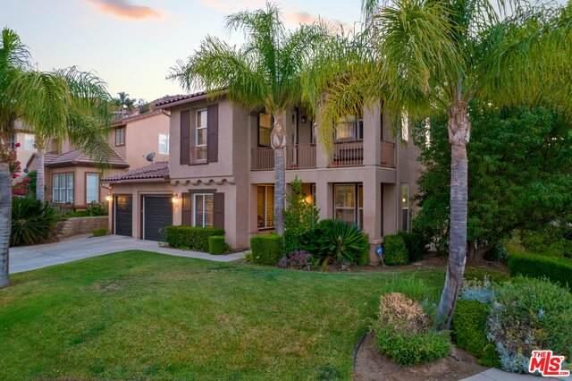 30381 June Rose Ct, Castaic, CA 91384 (#21-763168) :: Montemayor & Associates