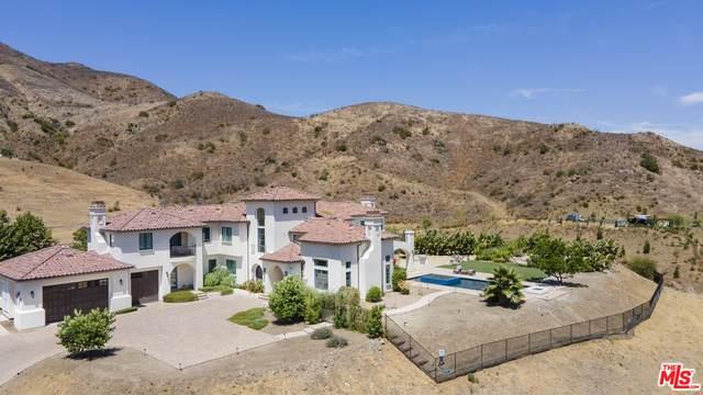 31619 Lobo Canyon Rd, Agoura Hills, CA 91301 (#21-765062) :: Lydia Gable Realty Group