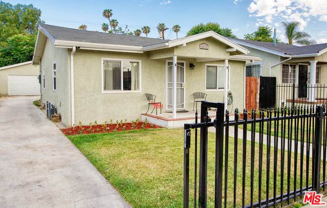 6411 7Th Ave, Los Angeles, CA 90043 (#21-765704) :: TruLine Realty