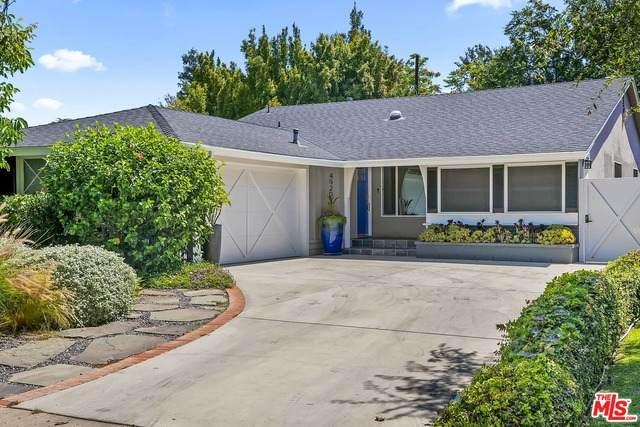 4920 Wortser Ave, Sherman Oaks, CA 91423 (#21-767160) :: The Grillo Group