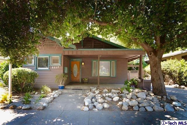 1117 Glendon Court, South Pasadena, CA 91030 (#319002796) :: TruLine Realty