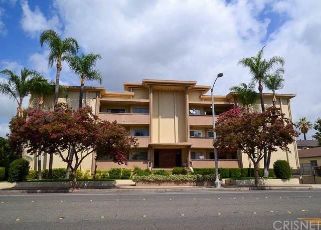 1299 Cordova Street #200, Pasadena, CA 91106 (#SR19218988) :: The Parsons Team