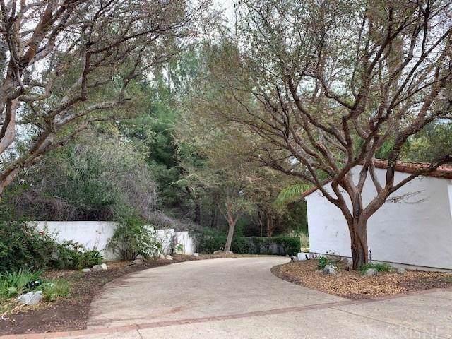 24975 Mulholland, Calabasas, CA 91302 (#SR20006335) :: Randy Plaice and Associates