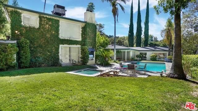 3654 Valley Meadow Rd, Sherman Oaks, CA 91403 (#20-594170) :: Randy Plaice and Associates