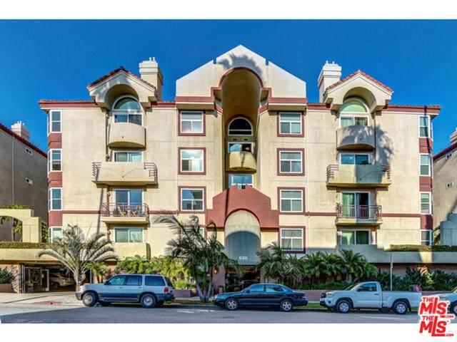 620 S Gramercy Pl #302, Los Angeles, CA 90005 (#20-597636) :: Randy Plaice and Associates