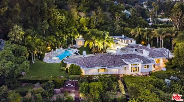 911 Loma Vista Dr, Beverly Hills, CA 90210 (#20-598926) :: Randy Plaice and Associates