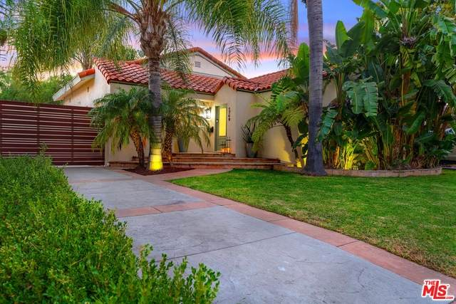 1749 Alvira St, Los Angeles, CA 90035 (#20-601456) :: Randy Plaice and Associates