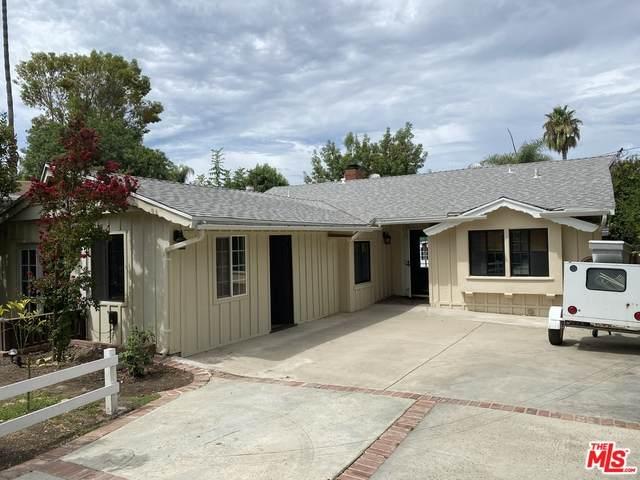 4751 Don Pio Dr, Woodland Hills, CA 91364 (#20-617294) :: Randy Plaice and Associates