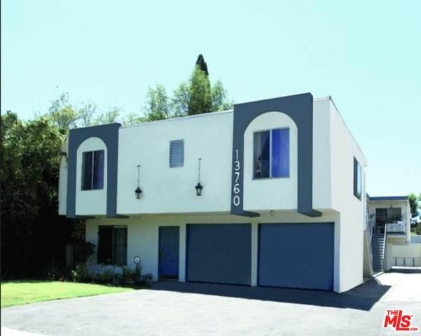 13760 Bessemer St, Van Nuys, CA 91401 (#20-628810) :: HomeBased Realty