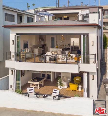 3808 The Strand, Manhattan Beach, CA 90266 (#20-636324) :: Arzuman Brothers