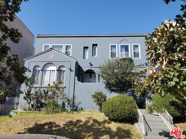 815 S New Hampshire Ave, Los Angeles, CA 90005 (#20-637384) :: Compass