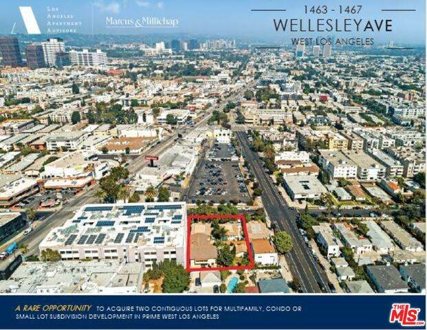 1463--1467 Wellesley Ave, Los Angeles, CA 90025 (#20-640914) :: Amazing Grace Real Estate | Coldwell Banker Realty